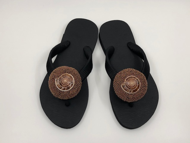 timeless design 4d3b0 59594 Flip-Flop Orilla - black sole